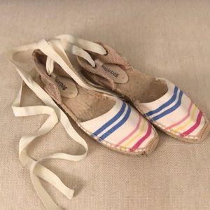 Classic Soludos espadrille sandals